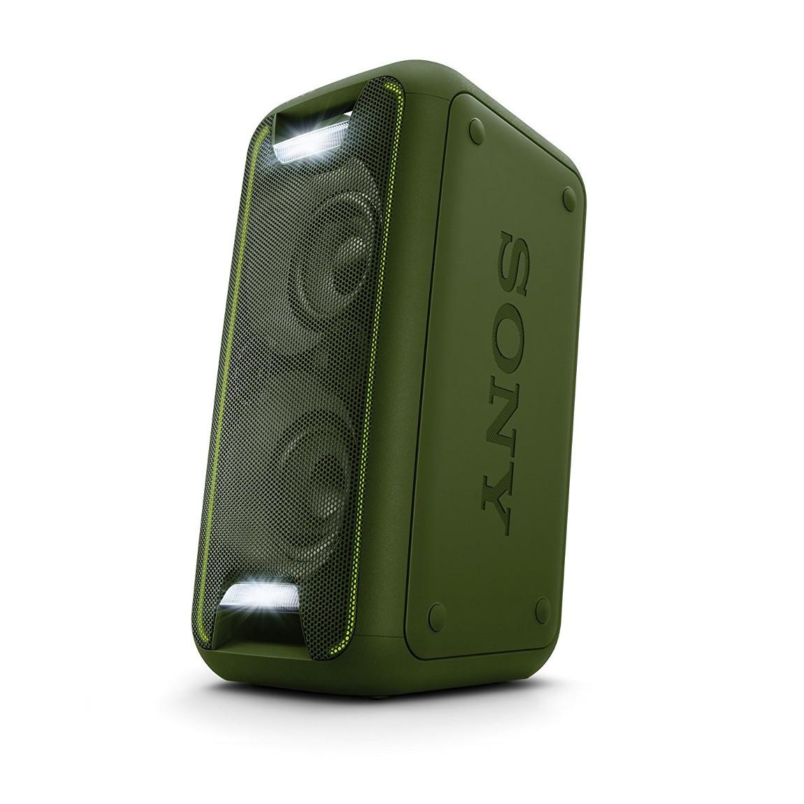 Sony GTK-XB5 - Party-Bluetooth-Lautsprecher - Grün