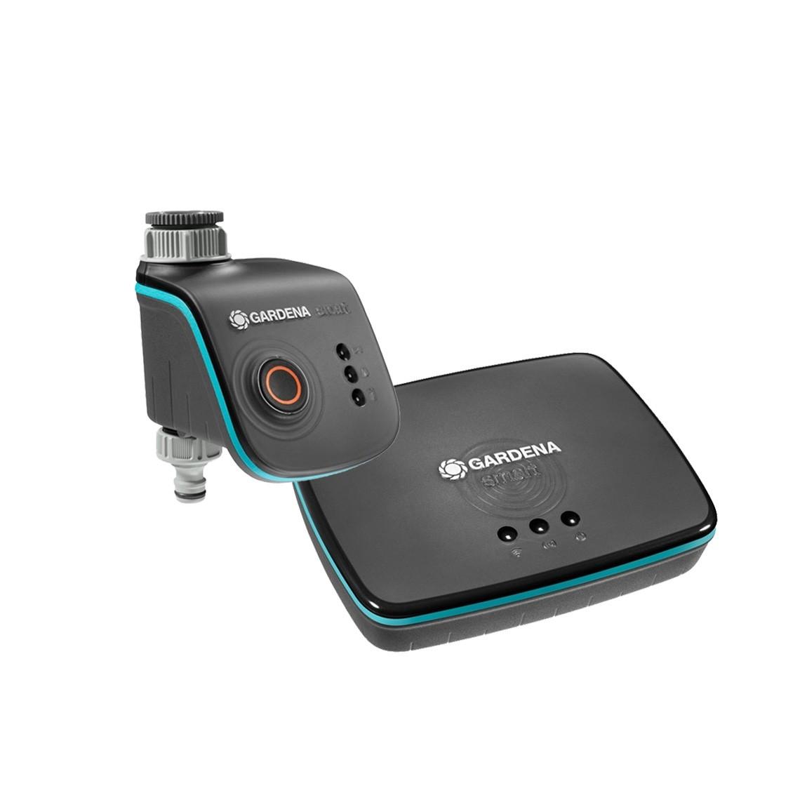 GARDENA Smart Water Control Set - Schwarz